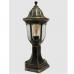 Градински фенер Фараон антивандал  стоящ 40 см мед