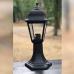 Градински фенер Бри Ретро стоящ 40 см прозрачно стъкло