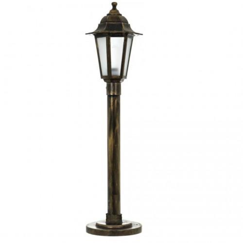 Градински фенер Бари Класик стоящ 1000 cm с матирано стъкло
